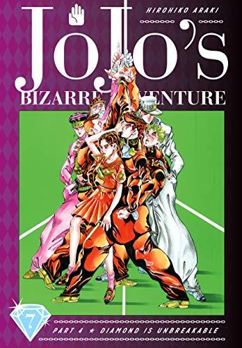 JoJo's Bizarre Adventure: Part 4--Diamond Is Unbreakable, Vol. 7 (English Edition)
