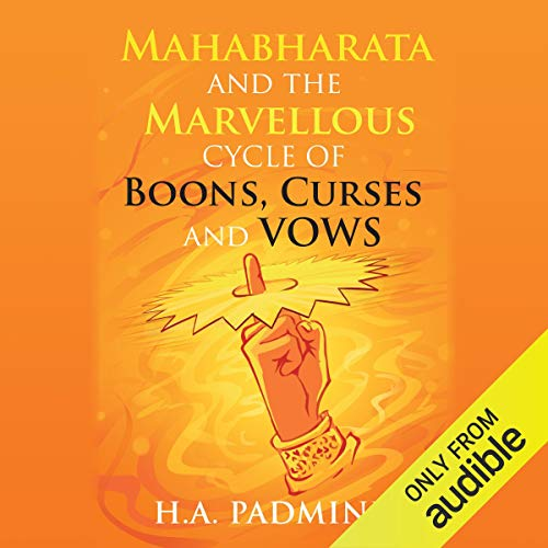 Mahabharata and the Marvellous Cycle of Boons, Curses and Vows cover art