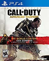 Call of Duty: Advanced Warfare (Gold Edition) - PlayStation 4 (輸入版)