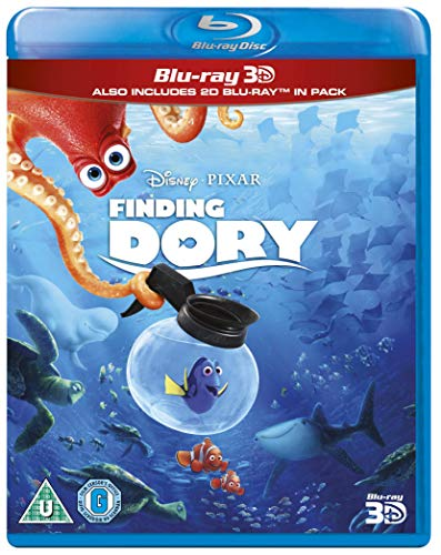 Finding Dory [Blu-ray] [UK Import]