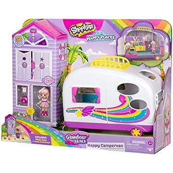 Shopkins Happy Places Rainbow Beach Camper Va | Shopkin.Toys - Image 1