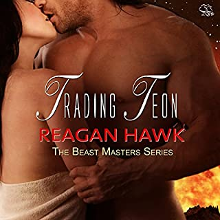 Trading Teon audiobook cover art