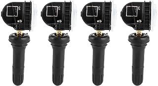 Bandendrukmonitor, 4 Stks Auto TPMS Bandenspanningsbewaking Sensor TPMS Bandendruk Monitoring Sensoren Systeem Voorkom Ban...
