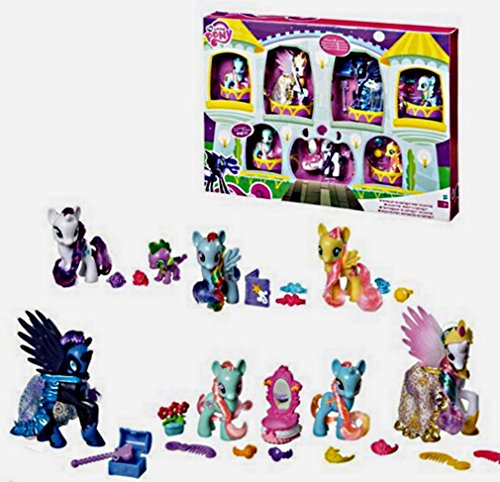 coffret little poney