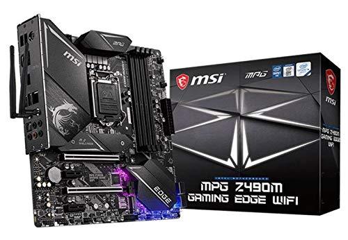 MSI MPG Z490M Gaming Edge WiFi