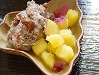 [テヅカヤマハウンドカム]犬 手作りご飯 お惣菜 腎臓に優しい低リン7食Cセット 豆乳小豆とさつまいも7食 ハウンドカム食堂