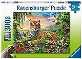 Ravensburger- Puzzle 300 Piezas XXL El Rey de la Selva Infantil 4005556128969