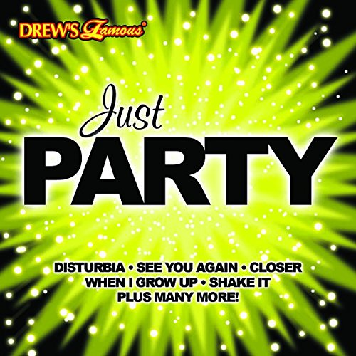 Just Party CD | Drew's Famous Collection | Party Accessory