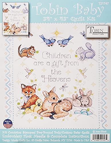 Tobin Baby Quilt Kit T21747