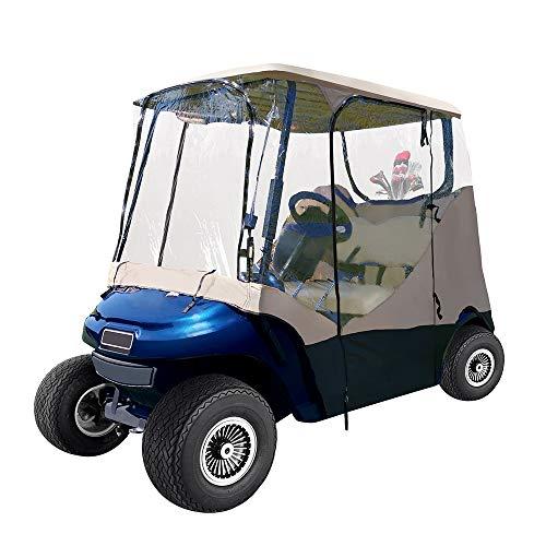 Summates Golf Cart Enlosure (Fit 4-Person)