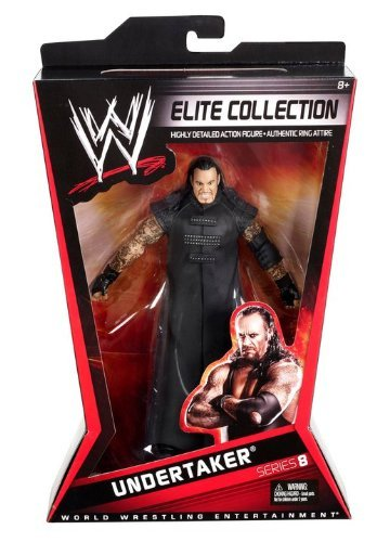 Undertaker Figur - WWE Elite 8