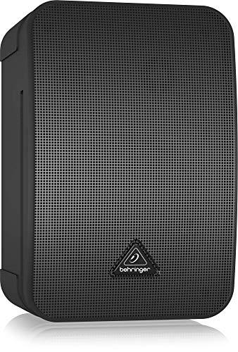 Behringer MONITOR SPEAKERS 1C-BK (paire) black