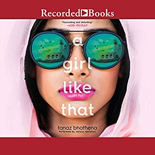 A Girl Like That                   Written by:                                                                                                                                 Tanaz Bhathena                               Narrated by:                                                                                                                                 Neil Shah,                                                                                        Soneela Nankani,                                                                                        Lameece Issaq,                   and others                 Length: 9 hrs and 20 mins     2 ratings     Overall 4.5