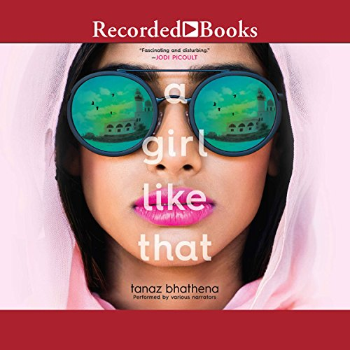 A Girl Like That audiobook cover art