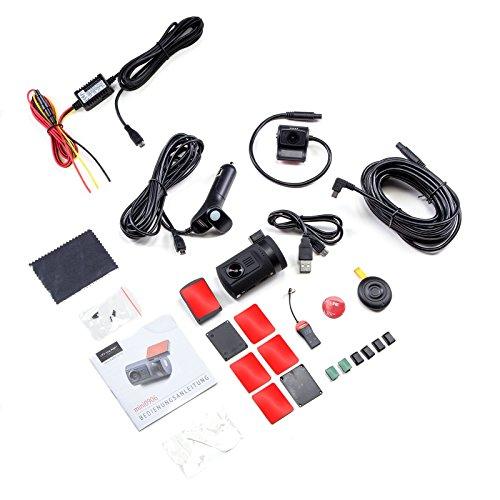 iTracker mini0906 duale GPS Autokamera Full HD Dashcam Dash-Cam - 7