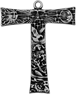 Franciscan Tau Crosses   Beautiful Unique Designs   5 Styles   Comes in Gift Display Box