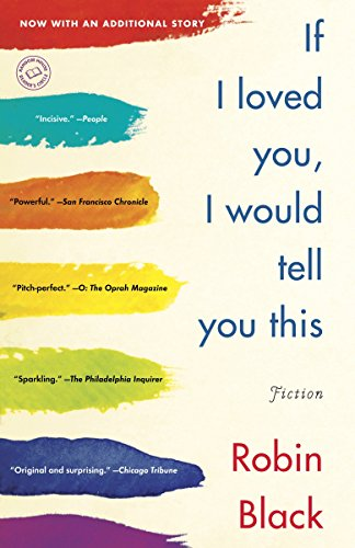 If I Loved You, I Would Tell You This: Fiction