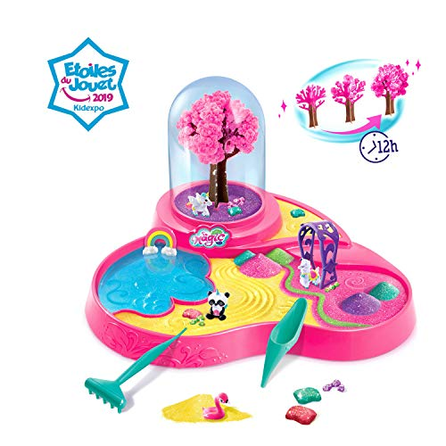 So Magic DIY- Jardín Mágico Playset, Color rosa (Canal Toy