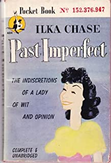 Past imperfect (Pocket Books)