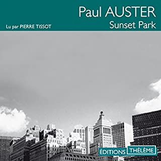 Couverture de Sunset Park