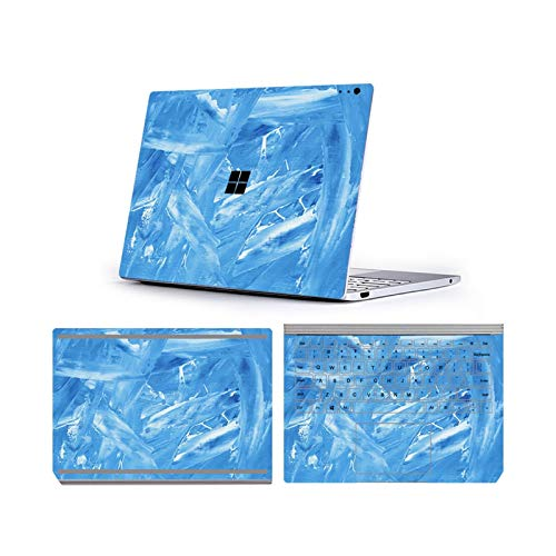 Laptop Skin Stickers for Microsoft Surface Book 2 13.5 15 Book 3 13.5 15 Notebook Skin for Surface Book 1 13.5 Decal-Y12-Book 2 13.5 i5