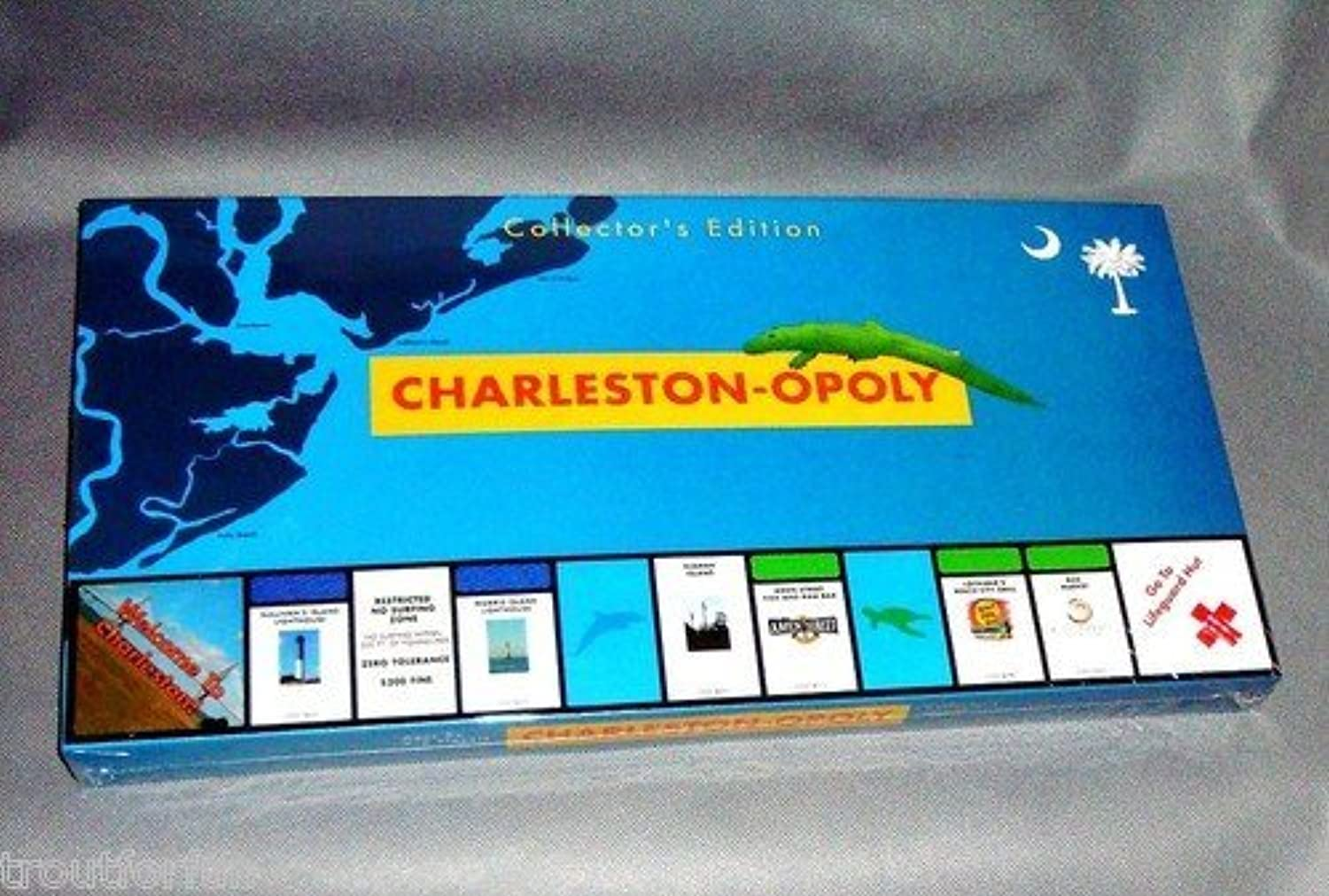 CHARLESTON-OPOLY - Collectors Edition by Charleston-opoly