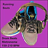 160BPM Drum Beats Running Metronome