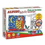 Alpino Kit de pintura de dedos