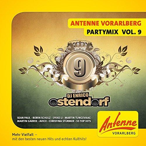 ANTENNE VORARLBERG Partymix Vol. 9 - Mixed by Enrico Ostendorf