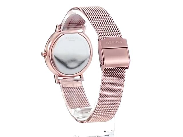 Skagen Signatur Two-Hand Stainless Steel 30mm Minimalist Watch