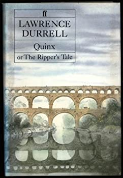 Quinx or the Ripper's Tale 0670806587 Book Cover