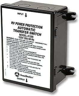 Surge Guard Surge Guard 41300 Basic Automatic Transfer Switch - 30 Amp