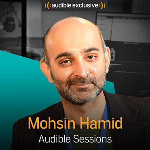 Mohsin Hamid cover art