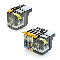 LC119/115-4PK(4色パック大容量) +BK ブラザー[brother]互換インクカートリッジ【インク革命製】