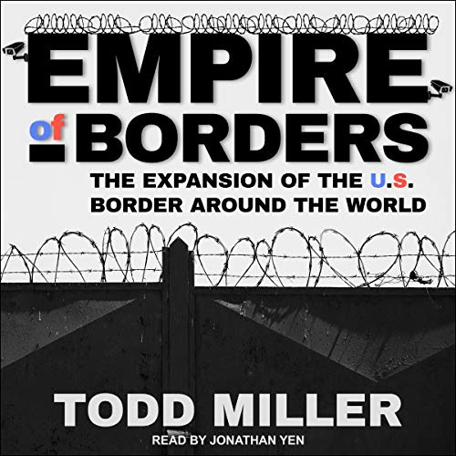 Empire of Borders audiobook cover art