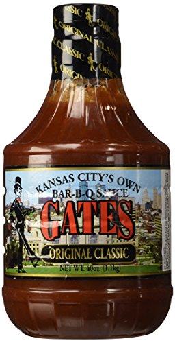 Gates Bar-B-Q Sauce (Original Classic - 40 Oz. Bottle)