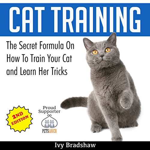 Cat Training audiobook cover art
