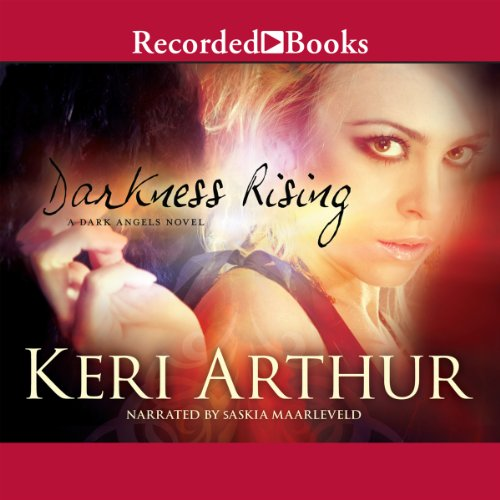 Darkness Rising audiobook cover art