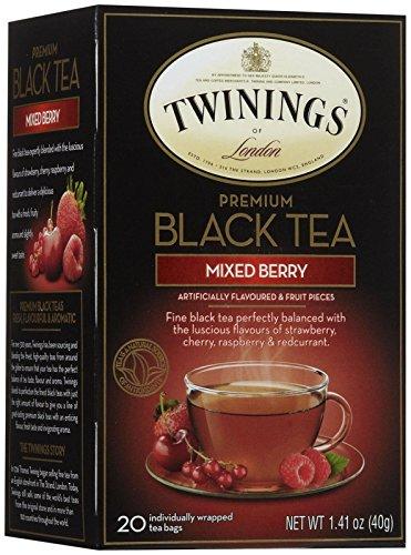 Twinings Mixed Berries Tea, 20 ct
