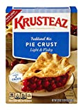 Krusteaz Traditional Light & Flaky Pie Crust Mix, 20 OZ (Pack of 1)