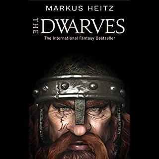 The Dwarves                   By:                                                                                                                                 Markus Heitz                               Narrated by:                                                                                                                                 Matthew Wolf                      Length: 22 hrs and 32 mins     1,368 ratings     Overall 4.4