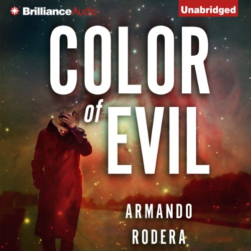 Color of Evil audiobook cover art