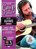 Coup de Pouce Débutant Guitare (+ 1 DVD) nouvelle édition.