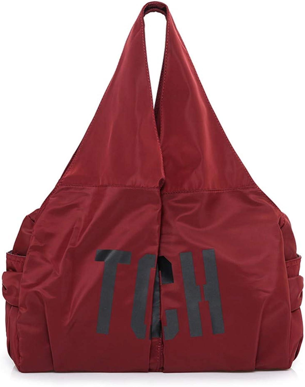 Lidoudou Tasche weibliche große Kapazität tragbare Mode Reise Umhängetasche Größe (32 cm hoch, 41 cm breit) Nylon Oxford Tuch B07P2NY1WD  Nicht so teuer