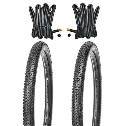 Kujo 29 Zoll Fahrradreifen 29x2.10 MTB Reifen 54-622 inkl. 2X Schlauch AV
