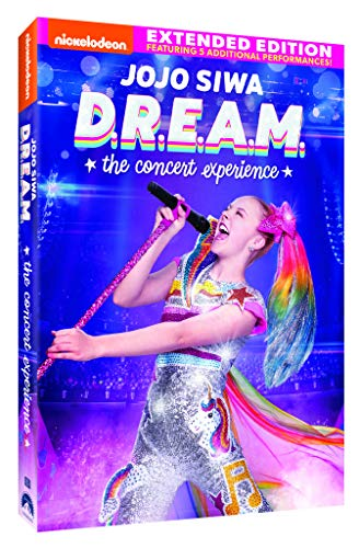 JoJo Siwa: D.R.E.A.M. The Concert Experience Extended Edition