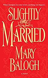 historical romance books - Slightly Married
