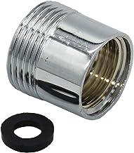 """Kraan beluchter adapter, messing douche mondstuk connector vrouw 1/2""""tot 3/4"""" Mannelijke schroefdraad connector reducer sl..."""