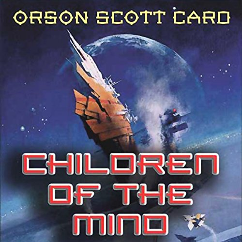 Children of the Mind audiobook cover art