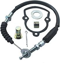 KIPA Rear Brake Cable Kit For YAMAHA YFS200 Blaster 200 ATV 1988-2001 (Not Fit fit for a +4